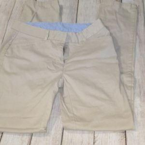 Tommy Hilfiger khaki pants size 0